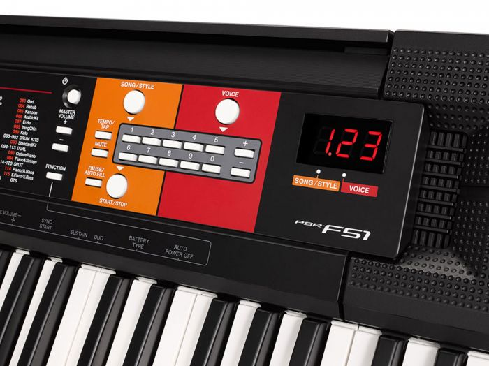 psr-f51-display-yamaha